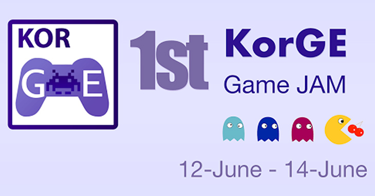 KorGE 1st Game Jam - 12-June - 14-June
